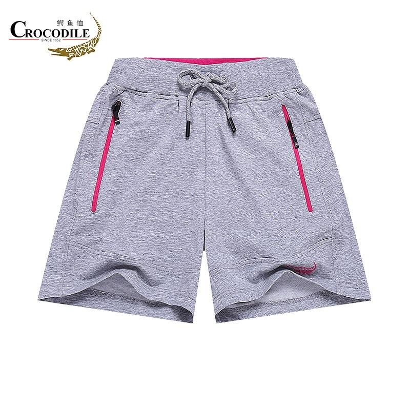 Crocosport Original Women Summer Short Running Pant Femme Cotton Fast Dry Fitness Pants For Women's Outdoor Training Pants 0