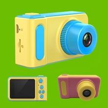 Mini Lovely Kids Digital Video Camera 2.0 Inch Display for Children Birthday Festival Gift Commencement Day Present