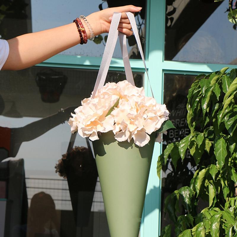 How to make paper flower cones kubreforic how mightylinksfo