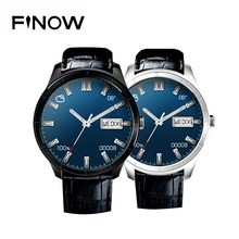 Оригинал Finow Q3plus Smart Watch MTK 6580 Android 5.1 Quad Core поддержка BT, WIFI, GPS 3 Г часы PK KW88/DM368 Smart Watch телефон