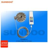 200KN למשוך לדחוף דיגיטלי בוחן מד כוח מתח Sundoo SH-200K
