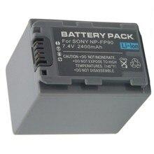 Battery Pack for Sony DCR-DVD304E, DCR-DVD305E, DCR-DVD403E,