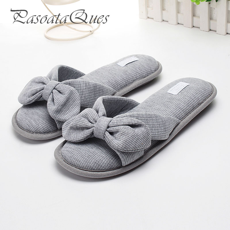 Cotton Cute Women Shoes Breathable Home House Indoor Summer Spring Slippers Asspfct051 Pasoataques Brand new spring cute women slippers breathable comfortable soft house indoor home women shoes pasoataques brand