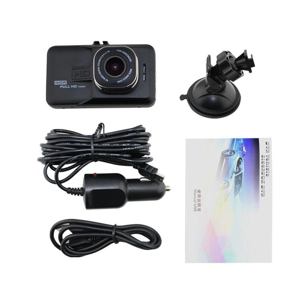 3 0 inch Screen FH06 Full Clear HD 1080P Car Recorder 140 Degree Car Recorder charger date line Camera DVR dash cam dashcam in DVR Dash Camera from Automobiles Motorcycles