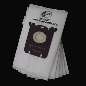 Image 4 - 15 adet elektrikli süpürge torbası toz torbası beyaz Electrolux Philip FC8208 FC8220 FC9088 HR8360 kasırga elektrikli süpürge filtre ve S BAG