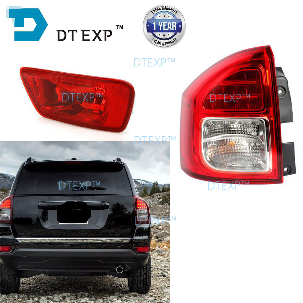 2013 2018 tail lamp for COMPASS back lamp turning signal lamp FOR JEEP LED OE PARTS