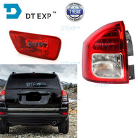 2013 2018 Tail Lamp For COMPASS Back Lamp Parking Lamp Turning Signal Lamp Buy 2 Piece