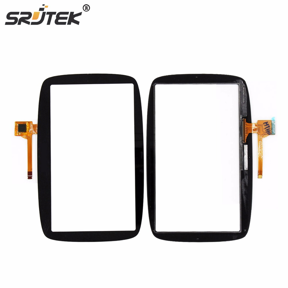 Srjtek For Tomtom GO 500 GO 5000 Screen Touch Panel Glass Digitizer Sensor Screen Replacement Parts original 14 touch screen digitizer glass sensor lens panel replacement parts for lenovo flex 2 14 20404 20432 flex 2 14d 20376