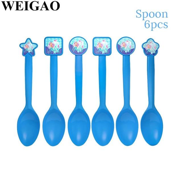 Spoon Mermaid party plates 5c64f5cb314ca
