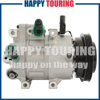AUTO AC Compressor voor Hyundai Accent 1.6L L4 2008-2011 97701-17511 9770117511