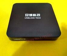 Hotest IPTV UNBLOCK UBOX3มาตรฐานVR 1กิกะไบต์8กิกะไบต์สมาร์ทหุ่นยนต์ทีวีกล่องและเอเชียมาเลเซียจีนเกาหลีญี่ปุ่นทีวีHDช่องถ่ายทอดสด