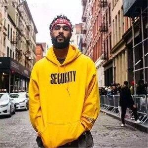 Image 5 - Justin Bieber Zweck Tour Neue Marke Sweatshirt Hoodies Mode Männer/frauen Hoodies und Sweatshirts Kleidung Gelb Hip Hop outwear
