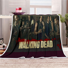 Großhandel Walking Dead Throw Gallery Billig Kaufen Walking Dead