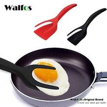 WALFOS кухонная утварь хлебные щипцы многофункциональный инструмент для приготовления пищи антипригарные инжекторы для яиц нейлоновая кулинарная лопатка
