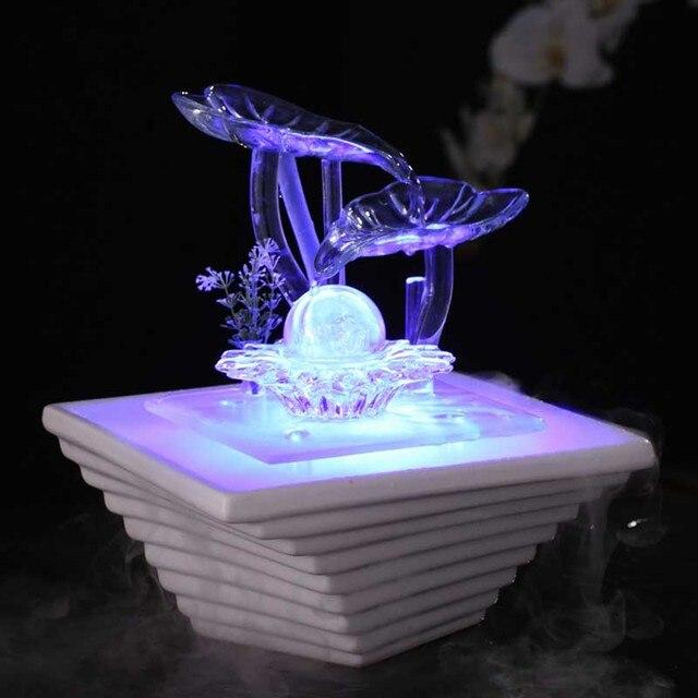 Woninginrichting decoratie feng shui kleine kamer feng shui bal turn ronde europese water lucky for Kleine kamer met water m