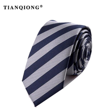 TIANQIONG 2018 New Fashion 5CM Mens Ties Neckties Classic Paisley Ties for Men Formal Wear Business Wedding Suit Jacquard Ties