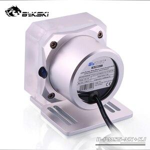 Image 2 - Bykski PWM Automatic Speed 18W Pump / Max 5000RPM / Flow 1100L/H Date Feedback / TDP 23W Manual Speed Regulation 1500L/H