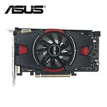 Used,original ASUS GTX 550Ti real 1G GDDR5 192bit  HD video card,100% tested good!