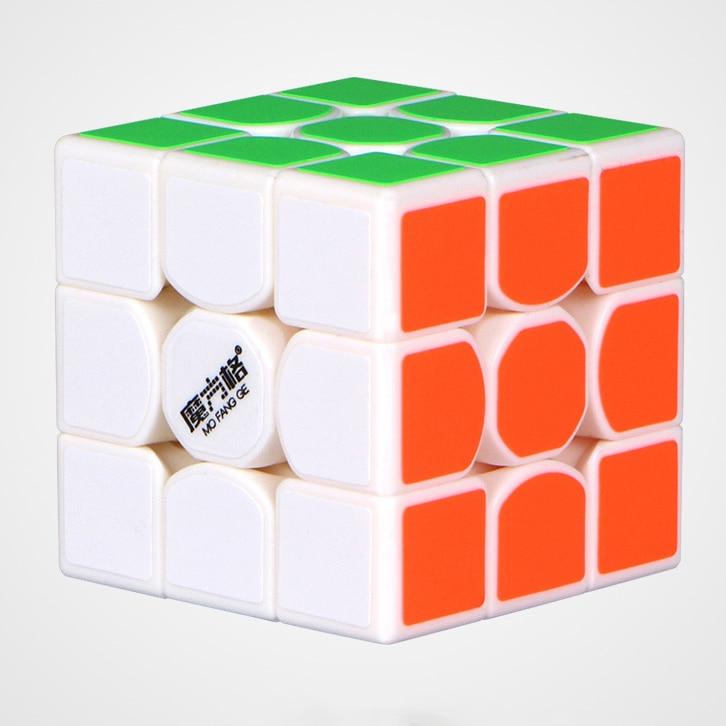 QiYi MoFangGe ახალი thunderclap v2 Magic Cube 3x3x3 Thunder - ფაზლები - ფოტო 2