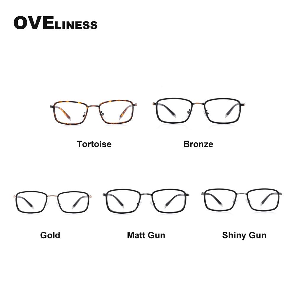gözlük çərçivələri kişilər üçün Optical Transparent Clear - Geyim aksesuarları - Fotoqrafiya 6
