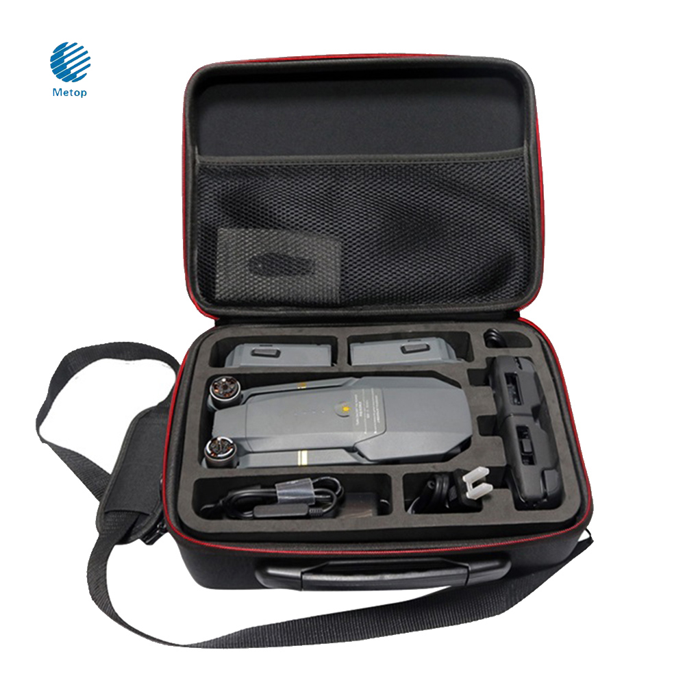 Drones Bag for DJI Mavic Pro EVA Hard Portable Bag Shoulder Carry Case Storage Bag Portable For DJI Mavic /Platinum Case portable carry storage case shoulder bag backpack for dji mavic air pro drone