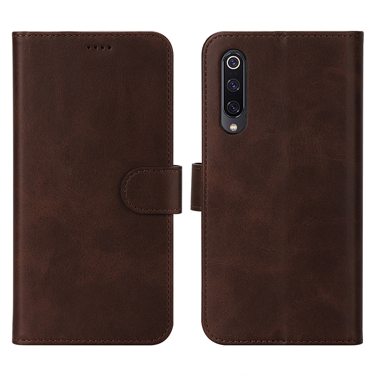 Luxury Genuine Leather Case for Xiaomi 9 Case Flip wallet Cover for Redmi Note7 PocophoneF1 Card Holder Simple Stand Capa Shell Luxury Genuine Leather Case for Xiaomi 9 Case Flip wallet Cover for Redmi Note7 PocophoneF1 Card Holder Simple Stand Capa Shell