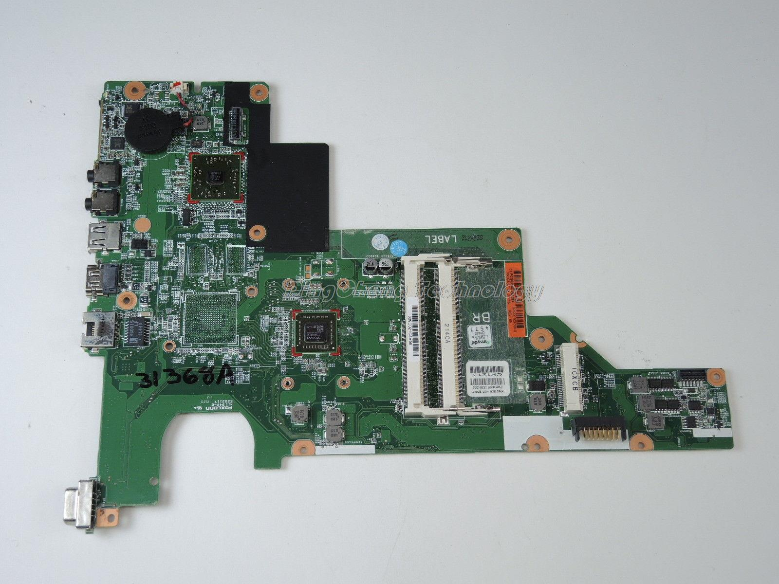 HOLYTIME laptop Motherboard For hp compaq cq57 661339-001 for <font><b>AMD</b></font> <font><b>E300</b></font> cpu with integrated graphic card 100% tested Fully image