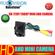 MINI AHD 720P/1080P High Definition cctv camera Security Camera for Home Security Surveillance video camera free shipping