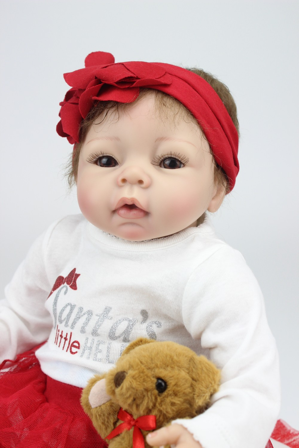 wholesale realistic simulation reborn baby doll soft silicone vinyl real gentle touch newborn wholesale realistic simulation reborn baby doll soft silicone vinyl real gentle touch rooted human hair