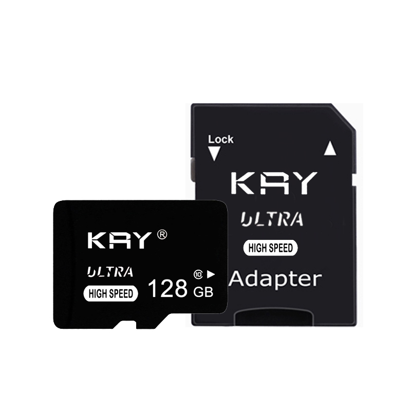 Mikro Kart High Quality Big Capacity Memory Card 4GB 8GB 16GB 32GB 64GB 128GB Memory Card TF Card Free SD Adapter Retail Package