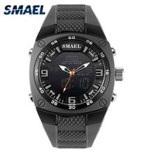 SMAEL Men Military 1008 Watch Male Relogios Masculino 30M Waterproof Wristwatch Chronograph Auto Date Watches Sport Quartz Clock цена и фото