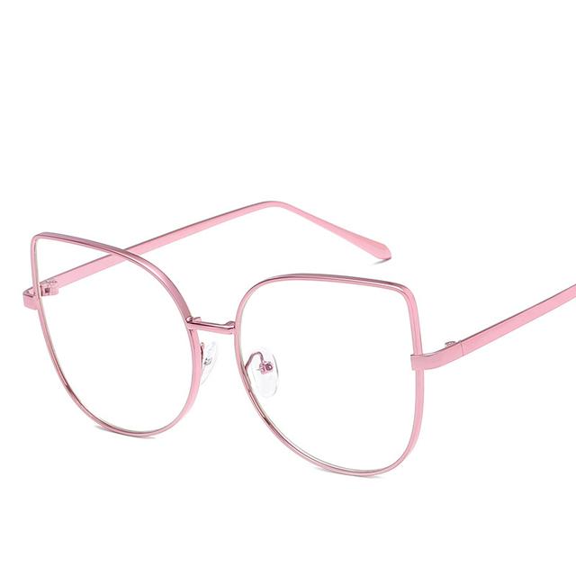 Current Designed Style Fashion Vintage Women Prescription Glasses