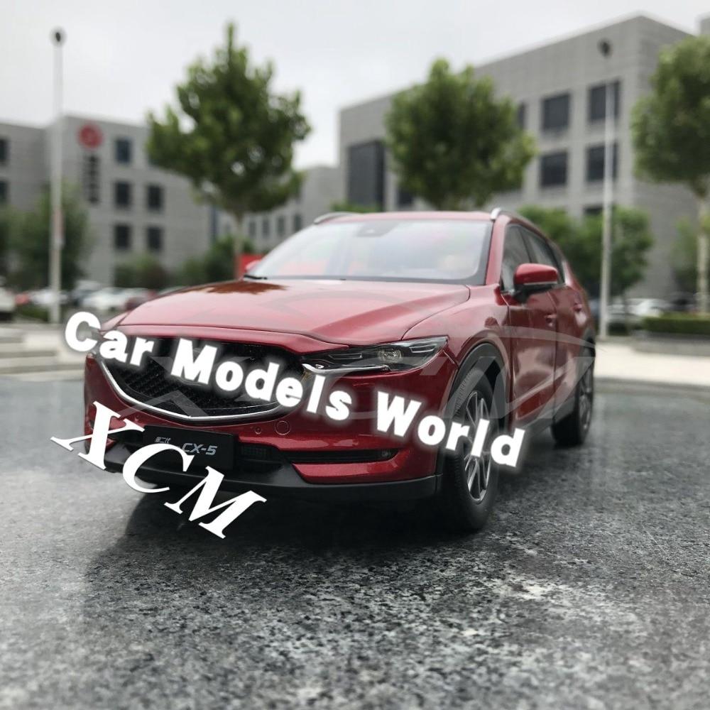 Diecast Auto Modell für Alle Neue CX 5 CX5 Generation 2 1:18 (Rot) + KLEINE GESCHENK!!!!-in Diecasts & Spielzeug Fahrzeuge aus Spielzeug und Hobbys bei  Gruppe 1