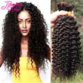 Virgin Malaysian Kinky Curly Human Bulk Hair No Attachment 7A Malaysian Curly Human Braiding Hair Bulk No Weft Soft Human Hair