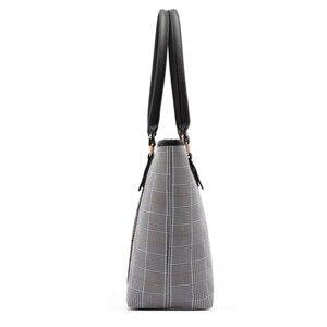 Image 3 - Willow Valley  Women Bags  Handbags Large Capacity Tote Black Shoulder Bags for Ladies