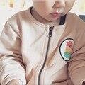 Ins 2017 primavera bobo choses chaquetas cabritos de la capa outwears niñas outwears vetement enfant fille ropa niñas oferta especial transparente