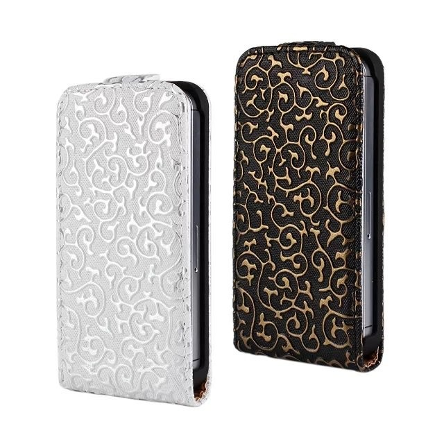 Elegant Designed Leather Case for Apple iPhone 4 4g 4s