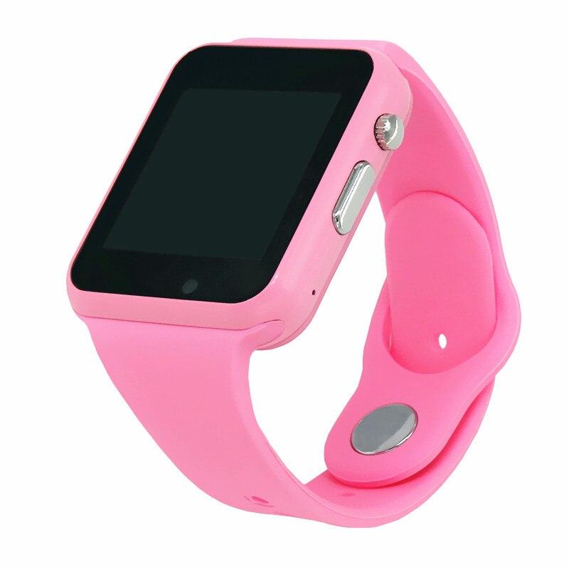 Pewant Bluetooth Smart Uhr PW18 mit Kamera Schrittzähler Gesundheit Sport Uhr Stunden Kinder Telefon Smart uhr Für Android IOS 1.5 zoll