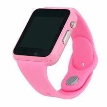 Pewant Bluetooth Smart часы PW18 с Камера Шагомер здоровья спортивные часы дети телефон смарт часы для Android IOS 1,5 дюймов
