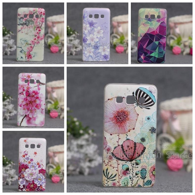 3D Relief Soft TPU FOR Coque Samsung Galaxy Grand Prime Case Cover G530 SM-G531F G5308W Back For Funda Samsung Grand Prime Case