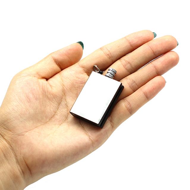 Portable Lighter Bottle Shaped