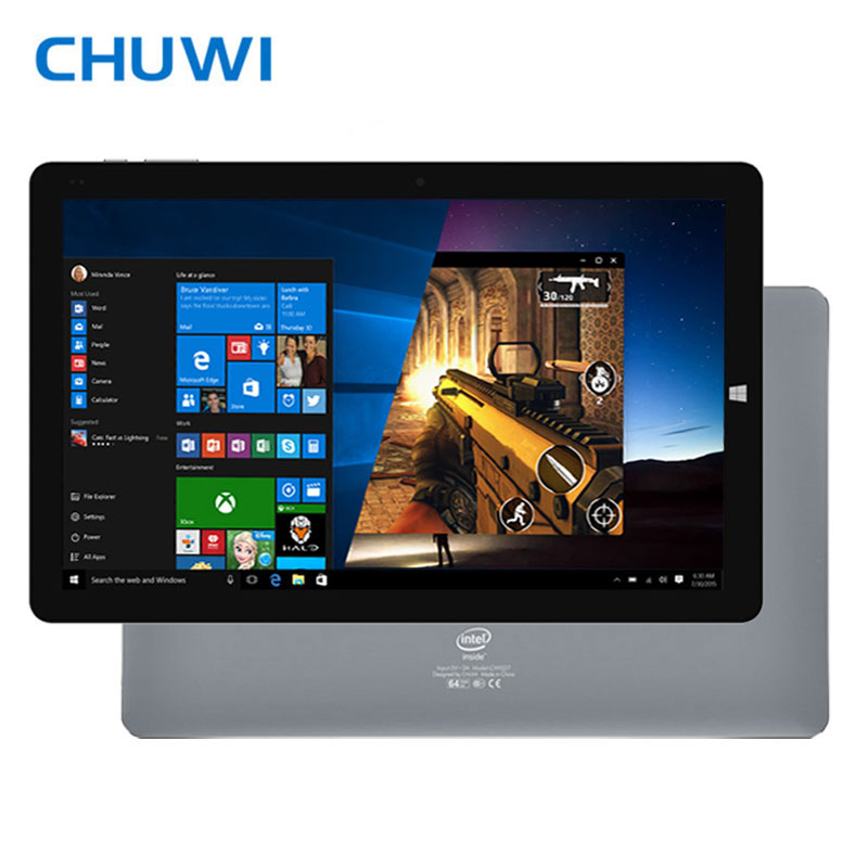 Big Promotion! 10.1 Inch Chuwi Hi10 Pro Tablet PC Intel Atom Z8350 Quad Core 4GB RAM 64GB ROM Windows 10 Android 5.1  Dual OS