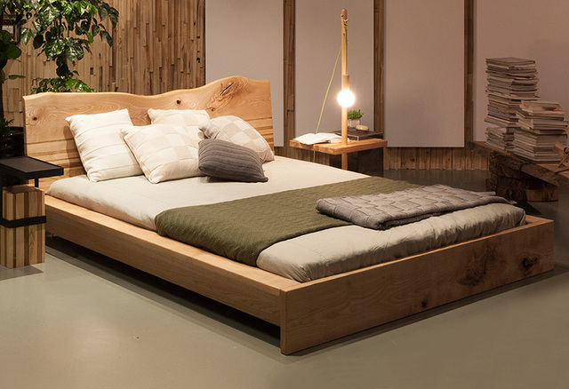 New Choice New Design Wooden Double Bed In New Choice New Design