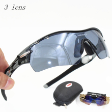 TR90 Ski Goggles Sun Glasses Outdoor Sports Bicycle Bike Sunglasses
