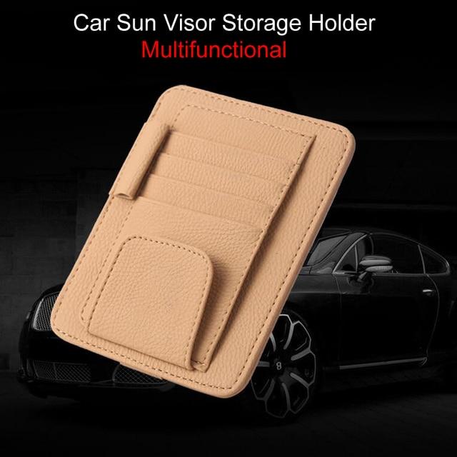 Sac de rangement de voiture 1x   Porte-carte de voiture, boîte de rangement de voiture pour Kia Rio K2 Ceed Sportage 3 sorento cerato accoudoir picanto soul optima