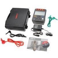 1000G ohm 5KV PI DAR USB Digital Insulation Resistance Tester Meter Megger Megohmmeter UT513