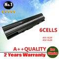 Venta al por mayor nueva batería del ordenador portátil para Asus Eee PC 1201 1201HA 1201N 1201 T UL20 UL20A UL20G UL20VT 90-NX62B2000Y A32-UL20