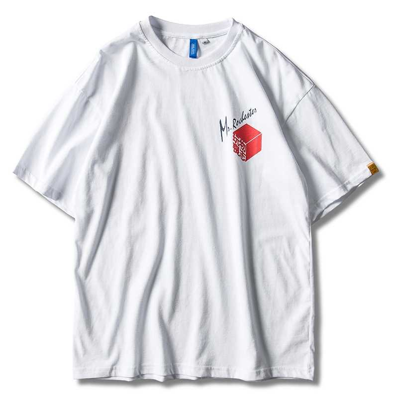 2019 Lente En Zomer Creative Design Lente En Zomer Creative Design Lijn Kruis Afdrukken Katoenen T Shirts Mannen