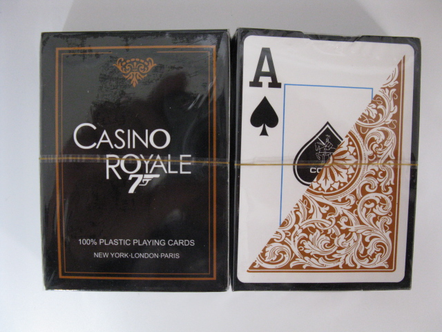 Magic poker home Customized casino royale perspective