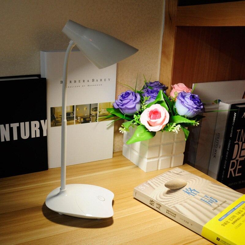 moderno lmparas de mesa lmparas de escritorio del led que acampa led significa nivel touch dimmer luminaria blanco flexib